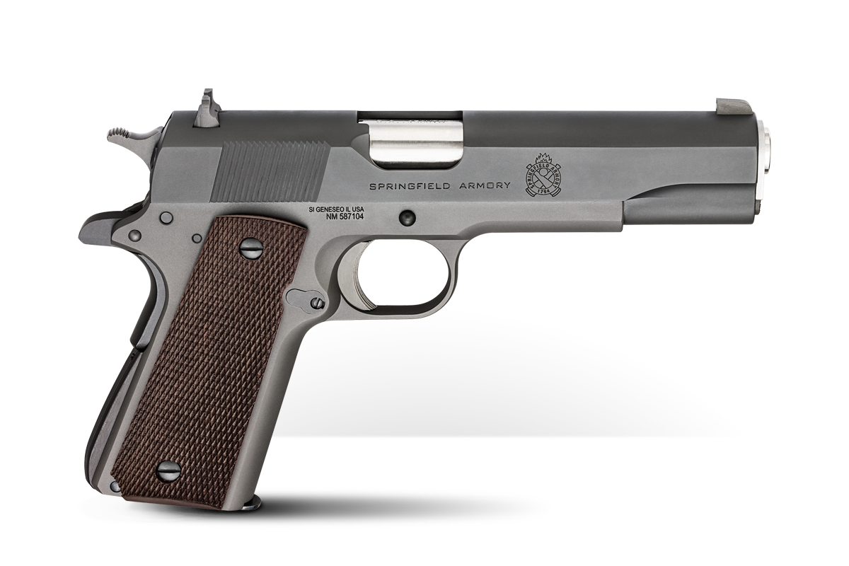 1911 Mil-Spec Defenders Series