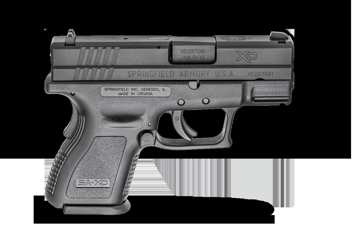 "XD® 3"" Sub-Compact"