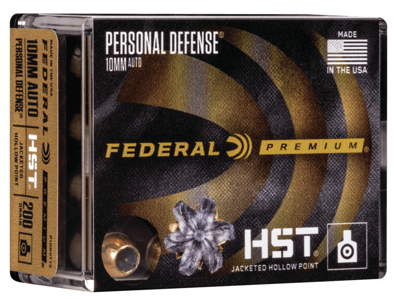 Federal Personal Defense HST
