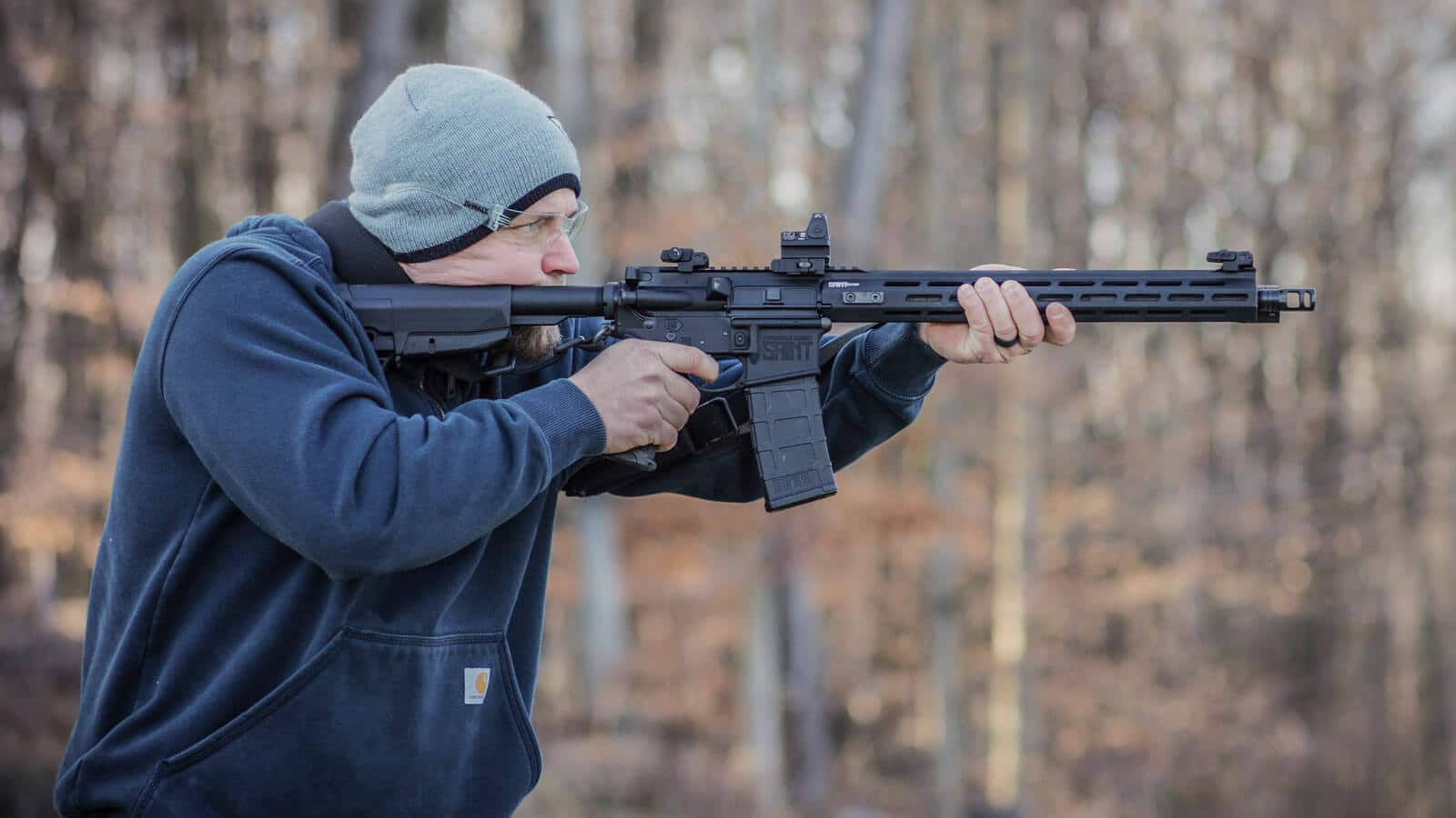 Take Aim: How to Zero in an AR-15 | The Armory Life