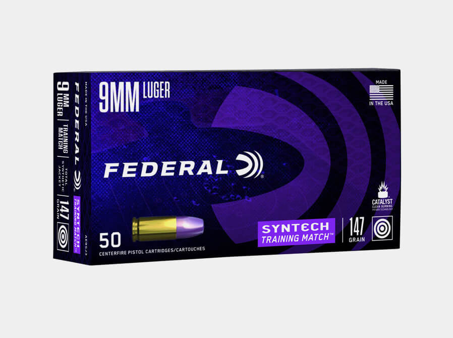 Federal Syntech 9mm