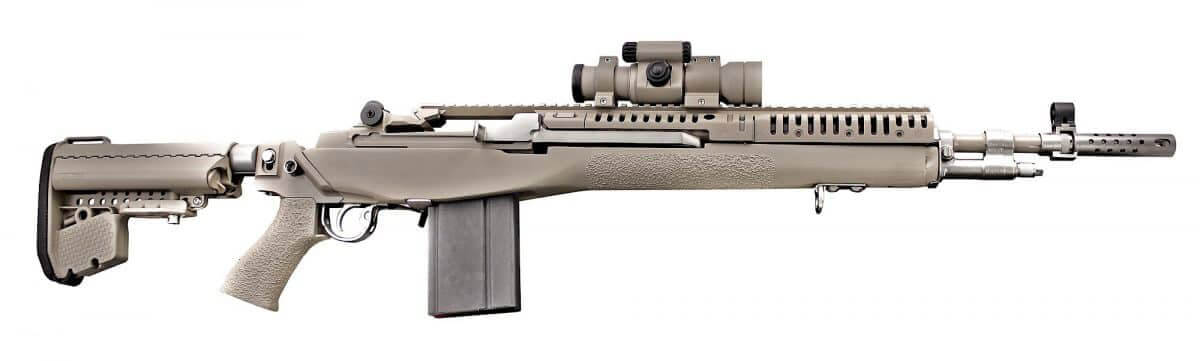 Terkini M1a Scout Squad Replacement Stock
