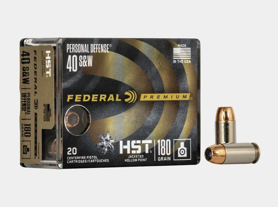 Federal HST .40 S&W