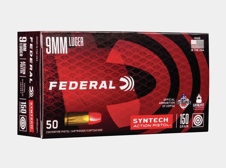 Federal Syntech Action Pistol