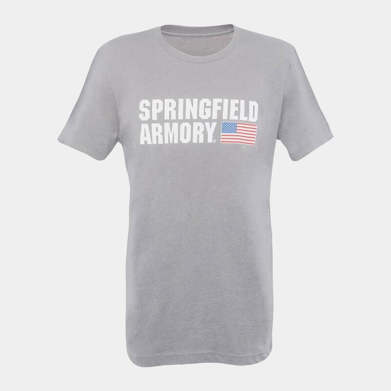 Springfield Flag Logo T-Shirt