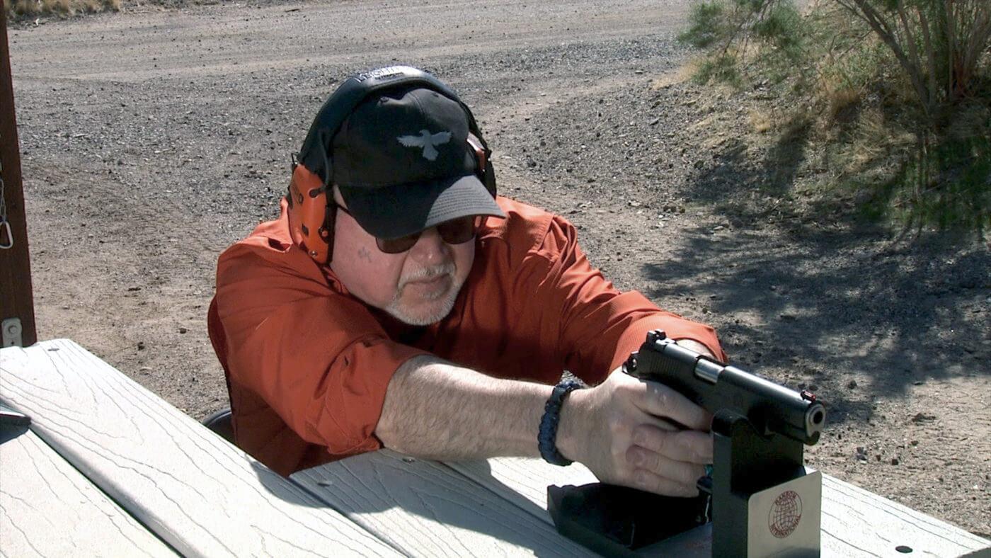 Shooting 10mm self defense ammo into ballistic gel