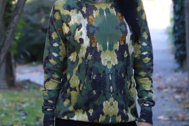 Tactica Concealment Sweater