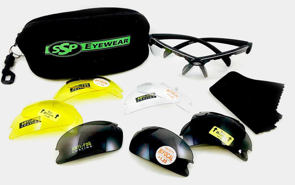 SSP Eyewear Top Focal Ultra Kit