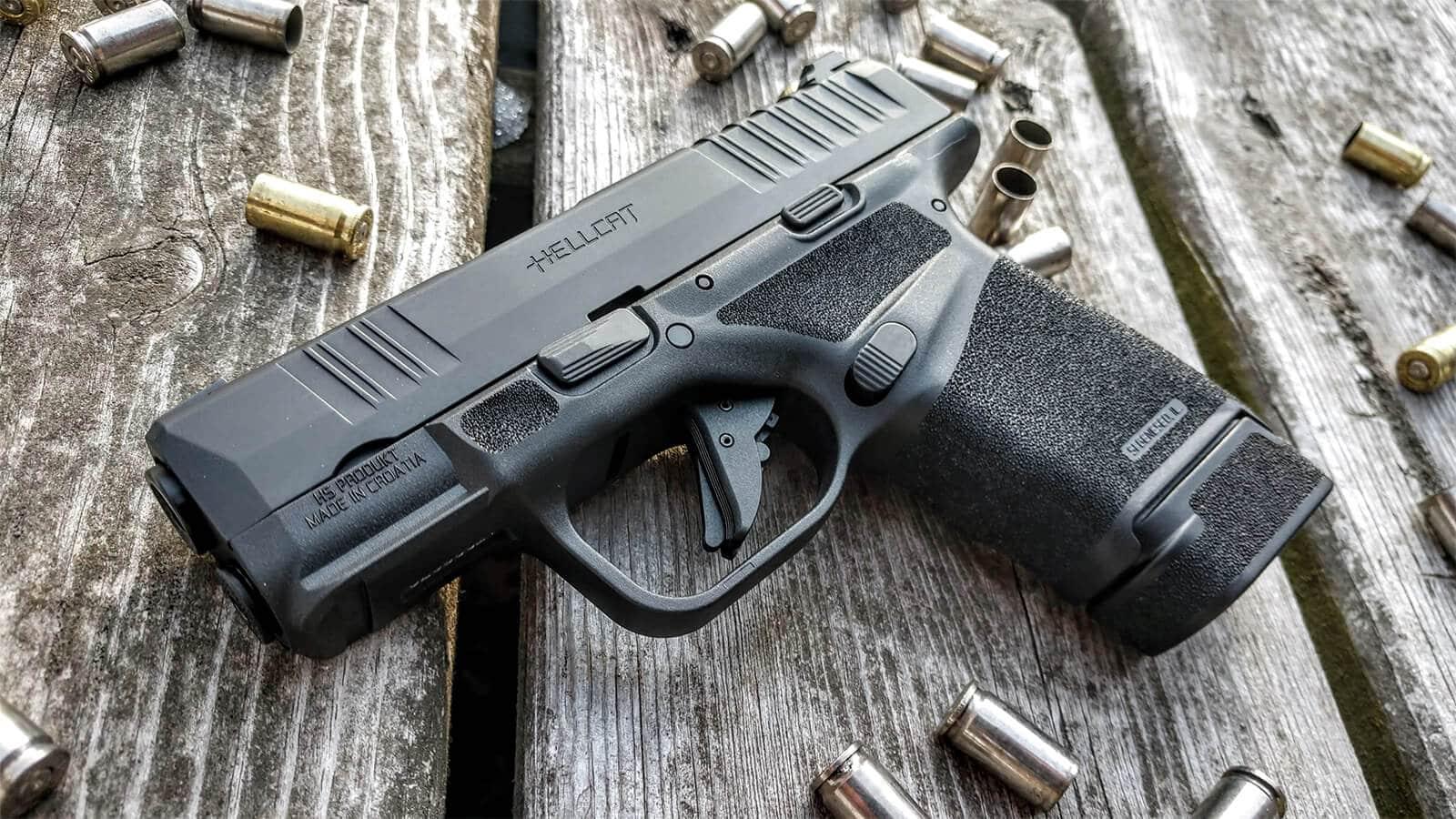 Springfield Armory Hellcat pistol