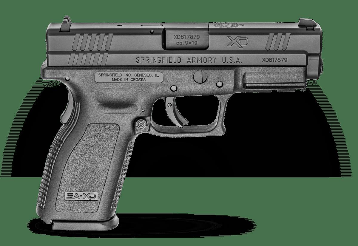 "XD® 4"" Service Model, Low Capacity"