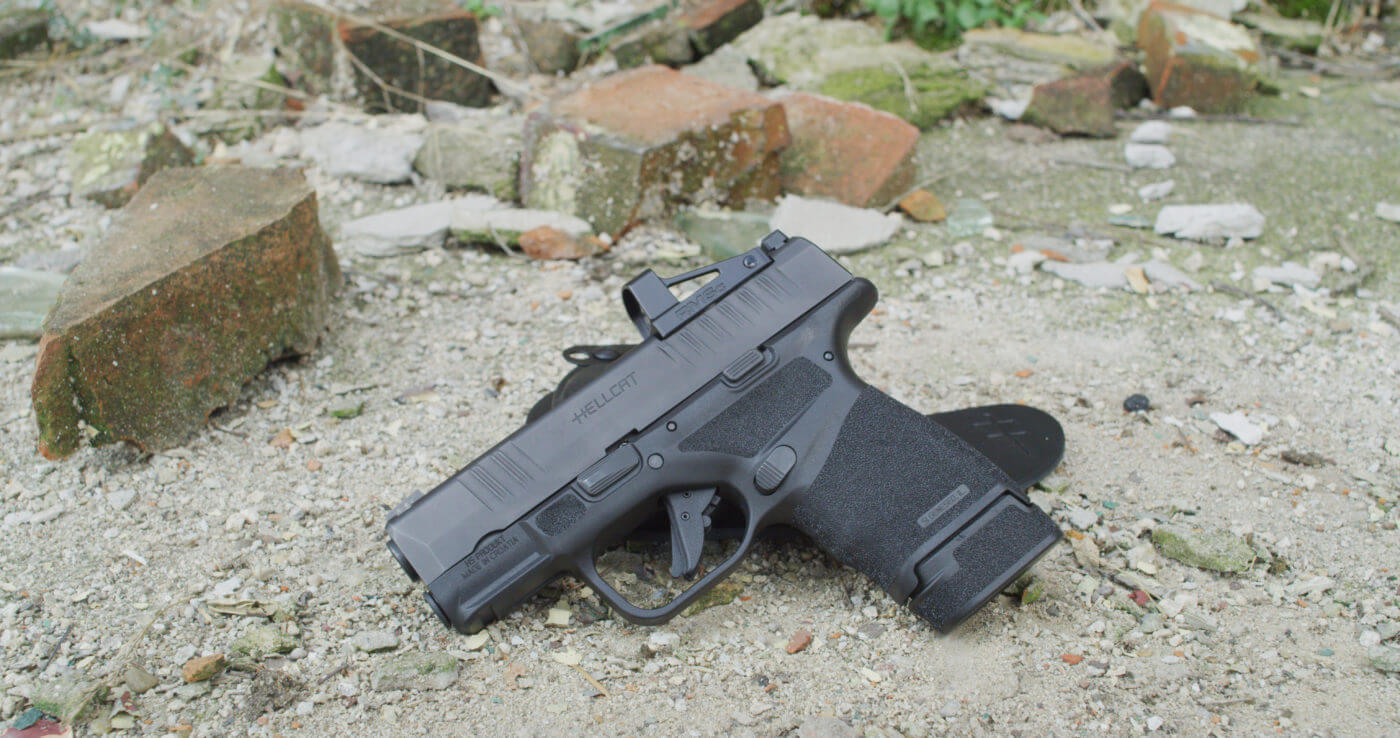 Springfield Hellcat CCW 9mm pistol