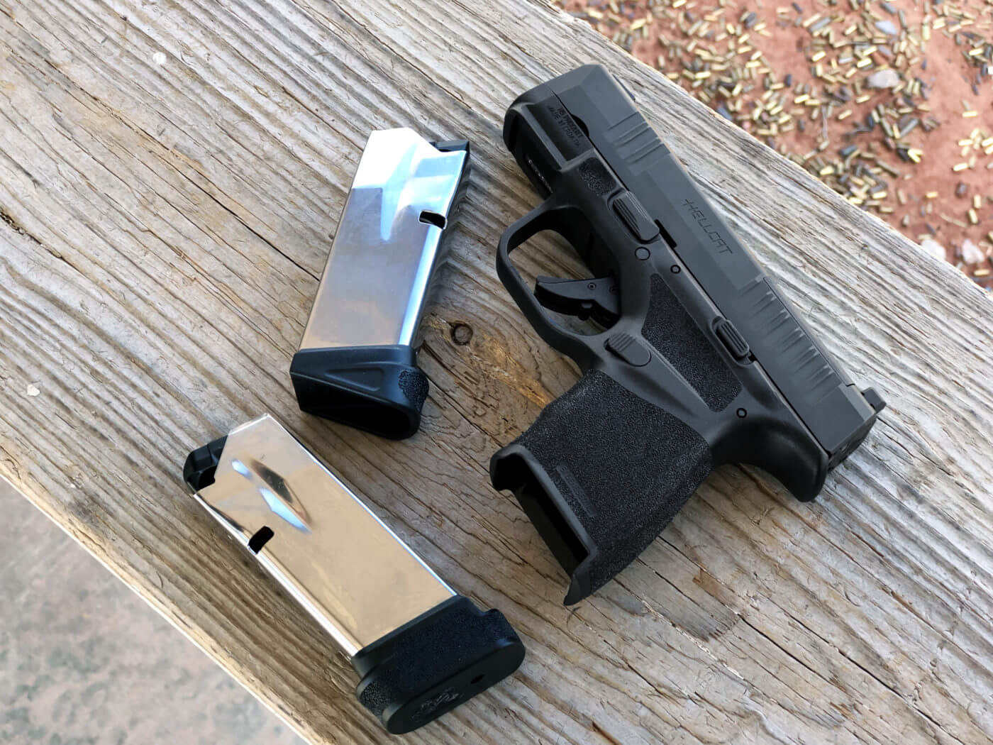 A 9mm micro pistol for CCW