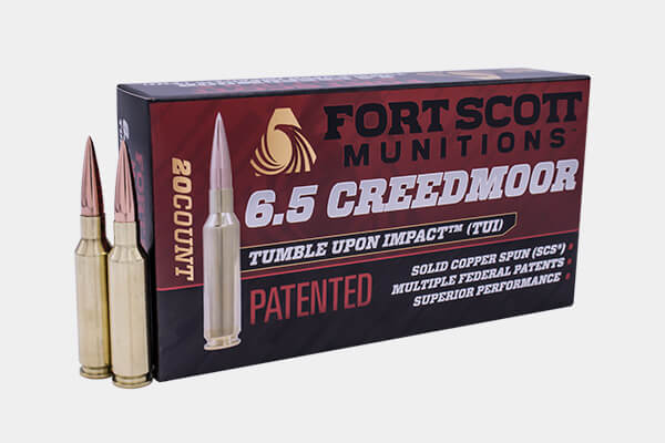 Fort Scott Munitions 6.5 Creedmoor