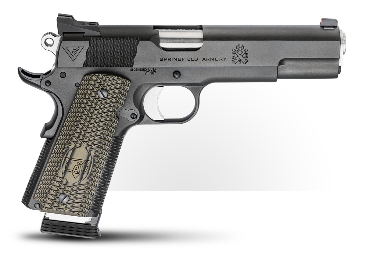 1911 Vickers Tactical