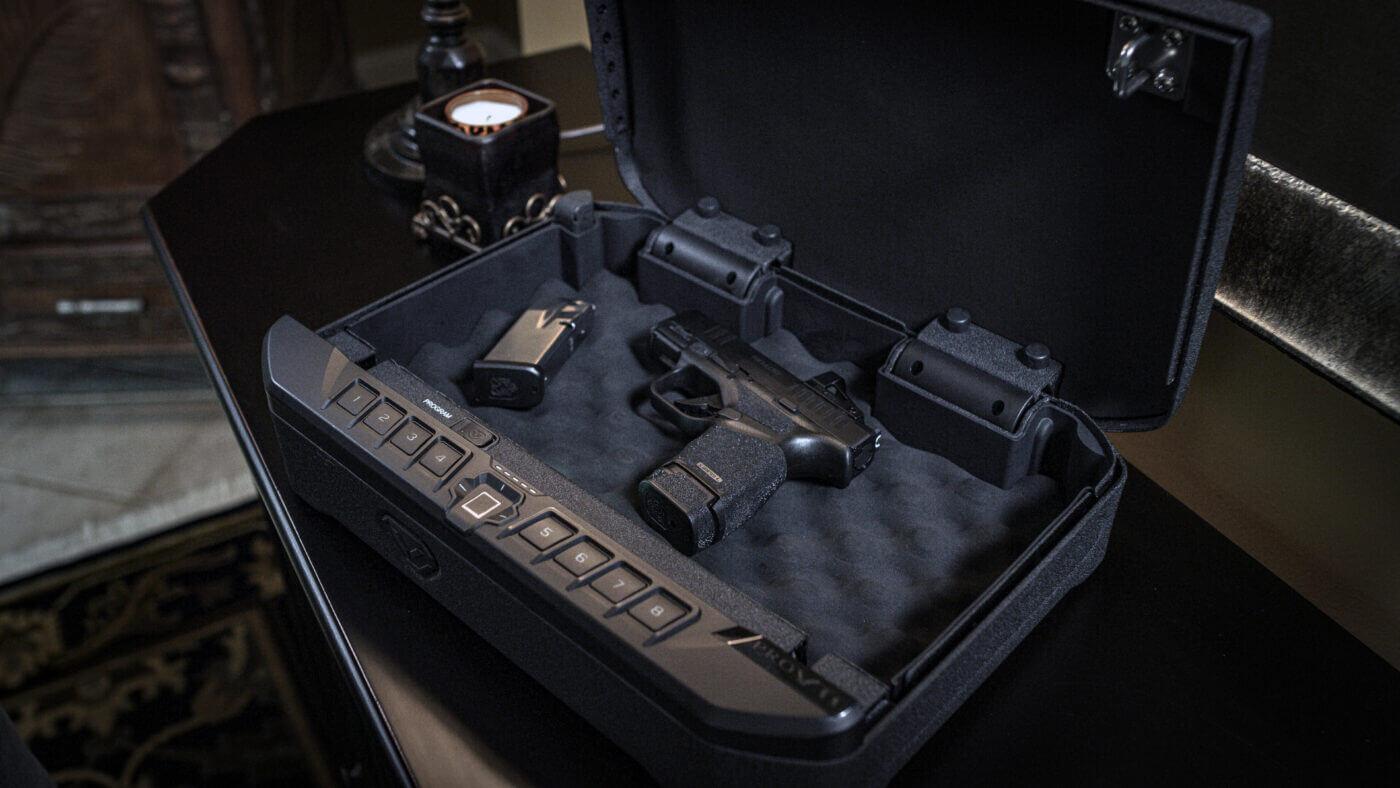 Vaultek handgun safe