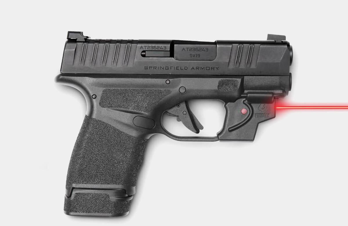 Viridian E-Series Red Laser for Hellcat