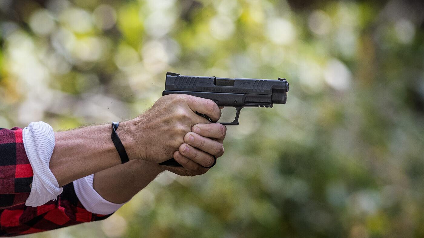 Testing 10mm self defense ammunition