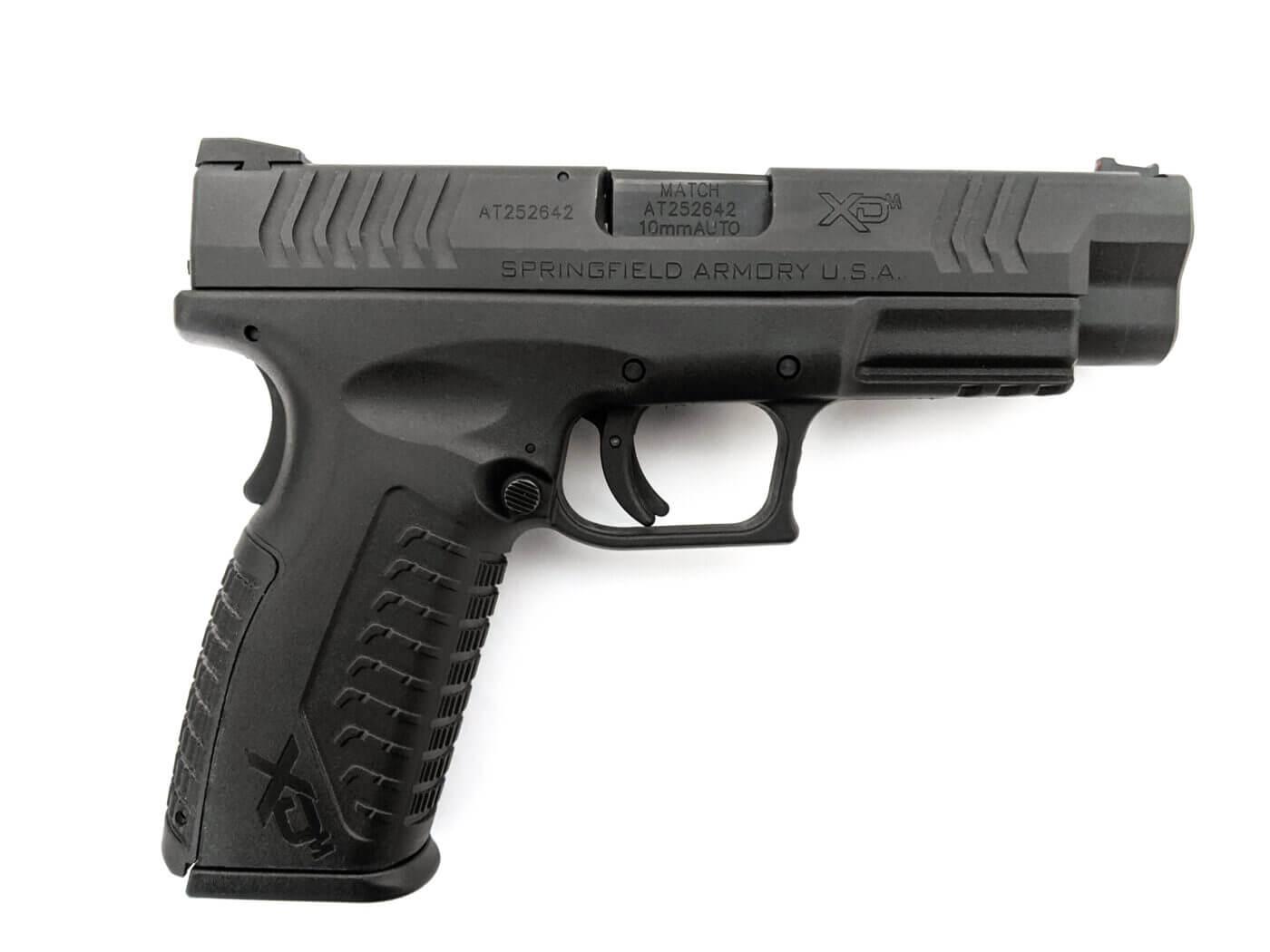 Springfield Armory XD-M pistol in 10mm