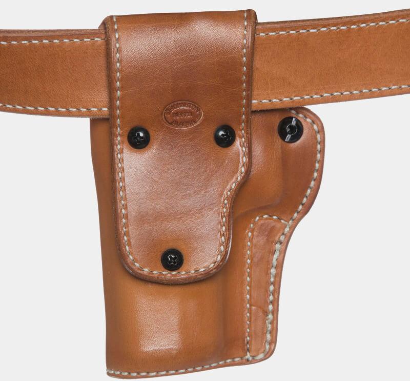 Diamond D Custom Leather Alaska Hunter Hip Holster