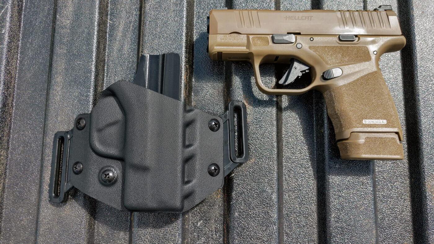 Crucial Concealment Covert OWB Holster Review