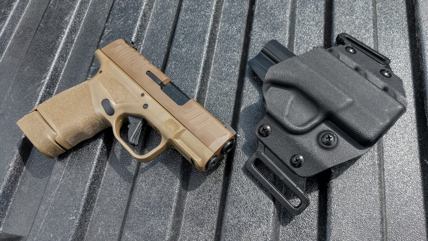 Crucial Concealment holster