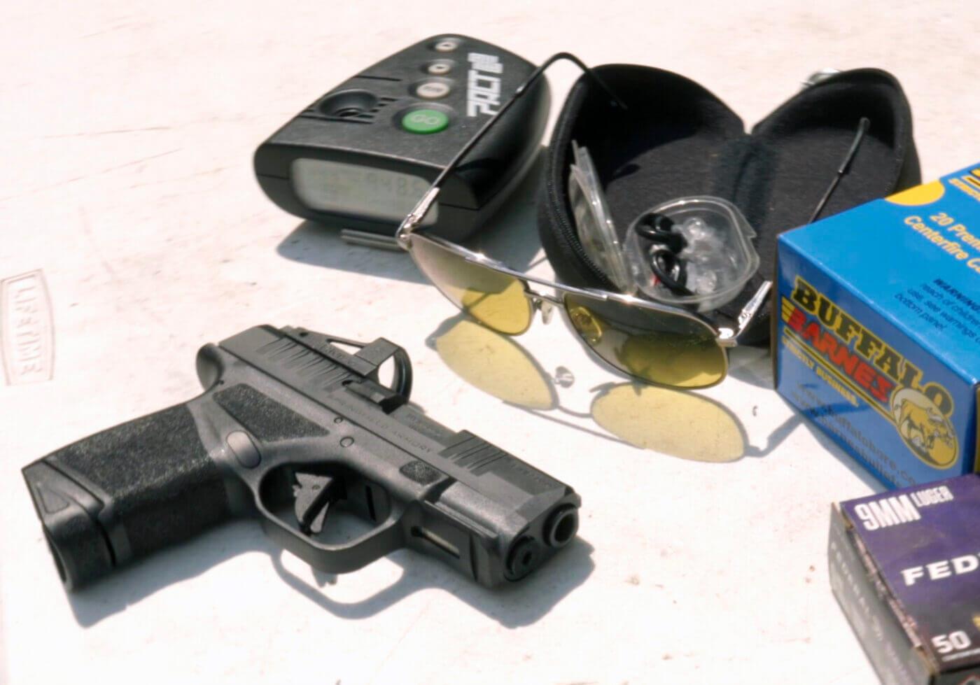 Gear for the handgun shooter