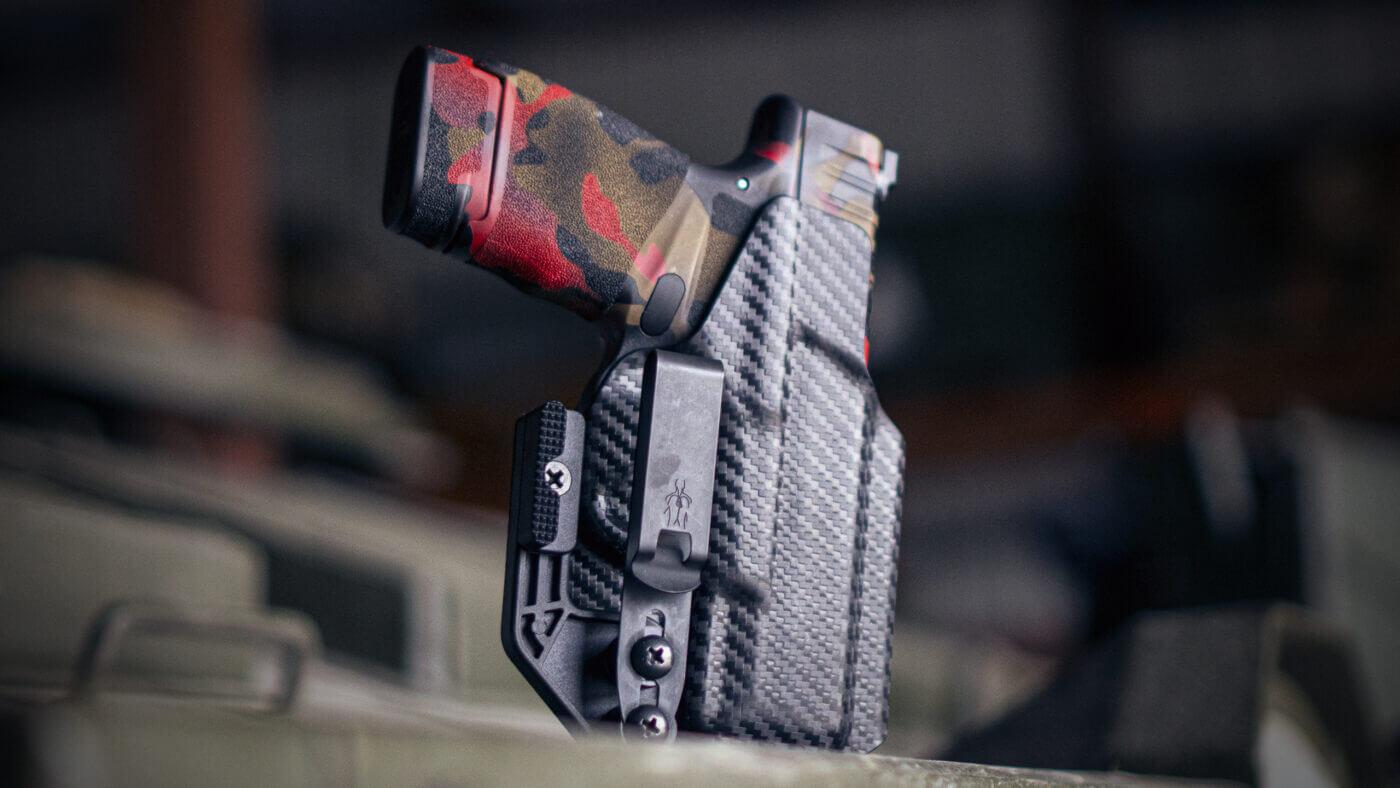 Tulster Oath carbon fiber holster