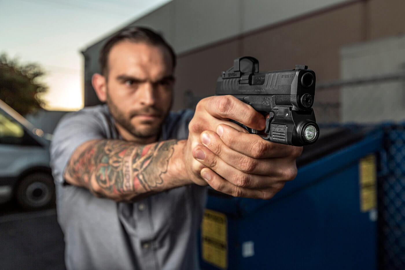 Reviewing the XSC WeaponLight from SureFire