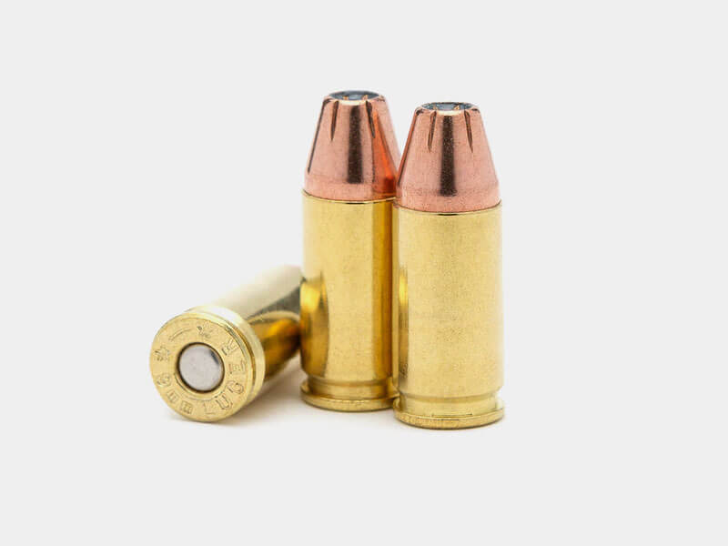 Atlanta Arms Elite 9mm 115 gr. JHP Match