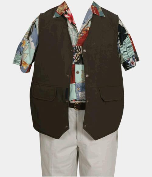 Concealed Carry Travel Safe Concealment Vest
