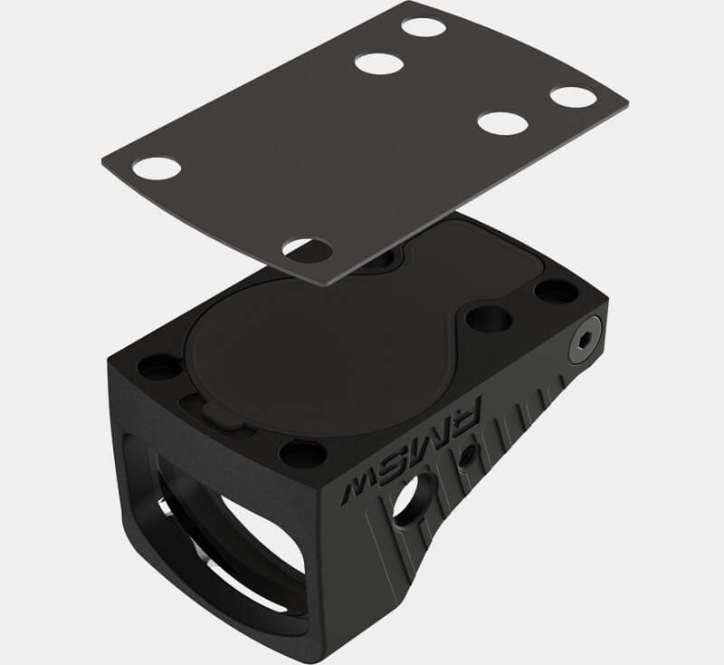 Shield Sights RMSw Sealing Plate