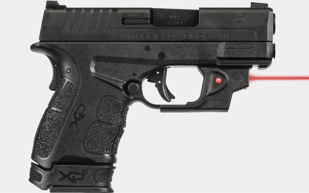 Viridian E-Series Red Laser for XD-S
