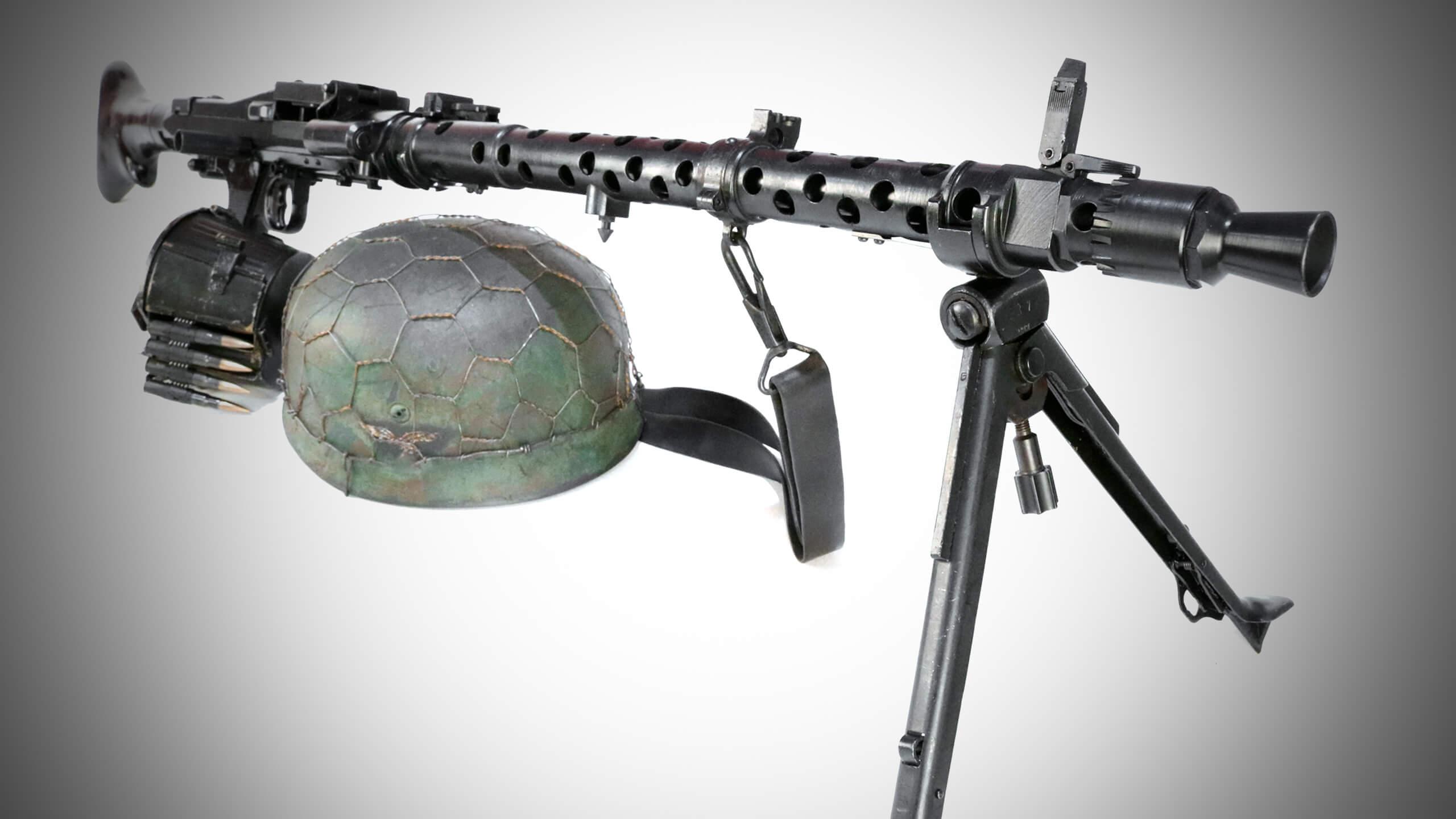 A Revolution in Modern Warfare: The German MG 34