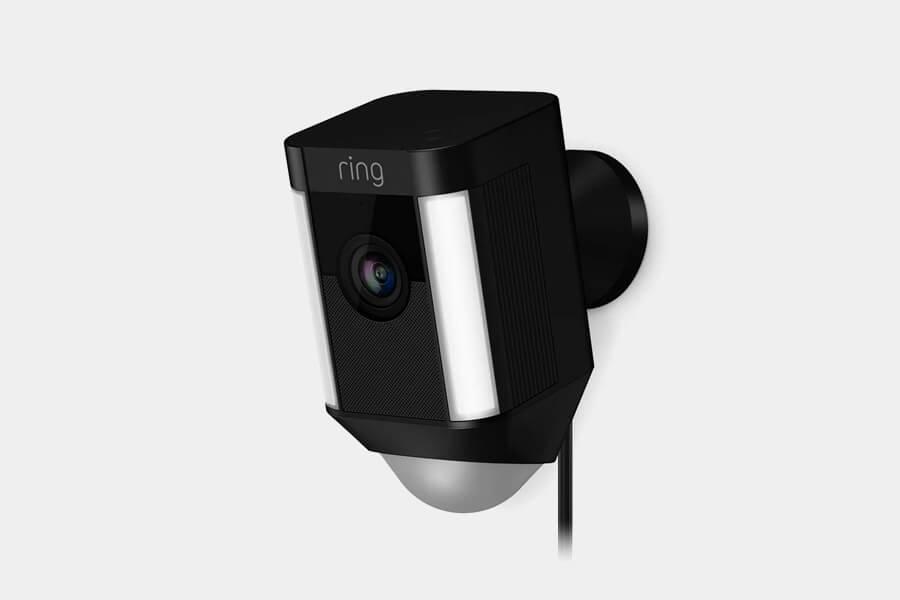 Ring Spotlight Camera, Wired