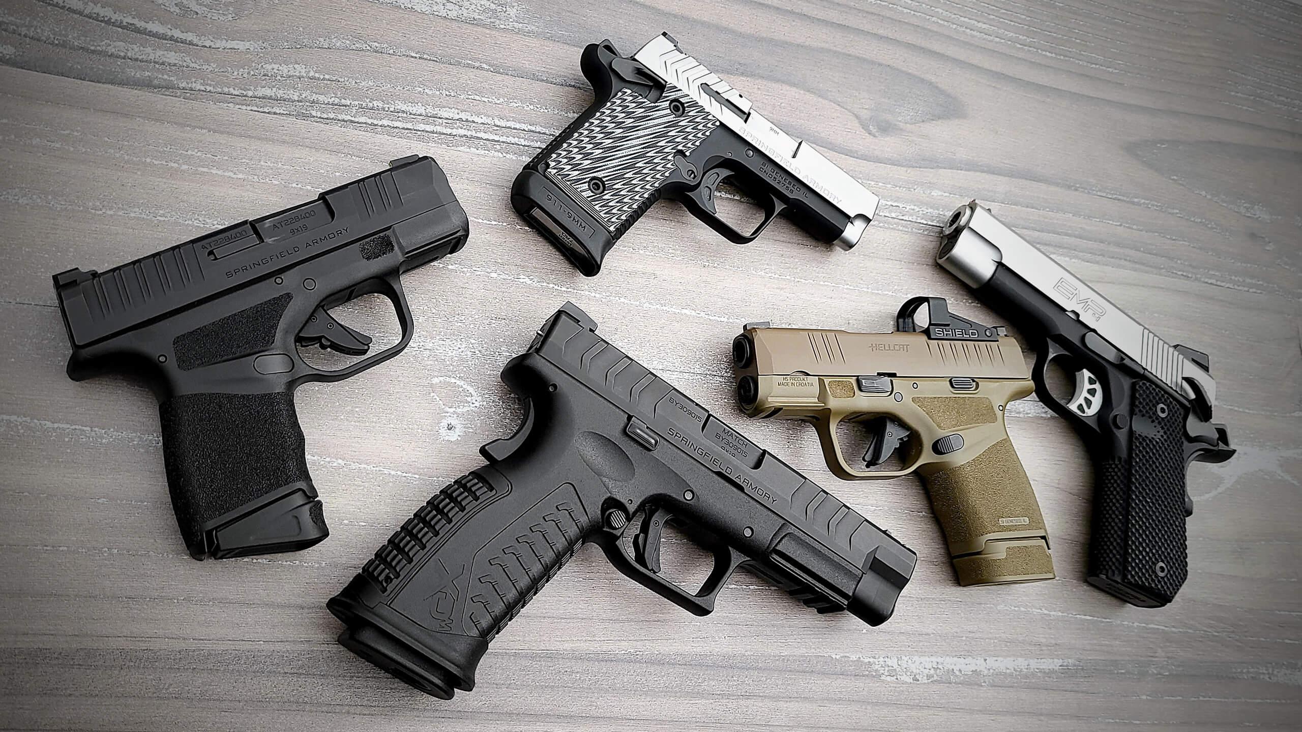 Springfield Armory Handgun World | The Armory Life