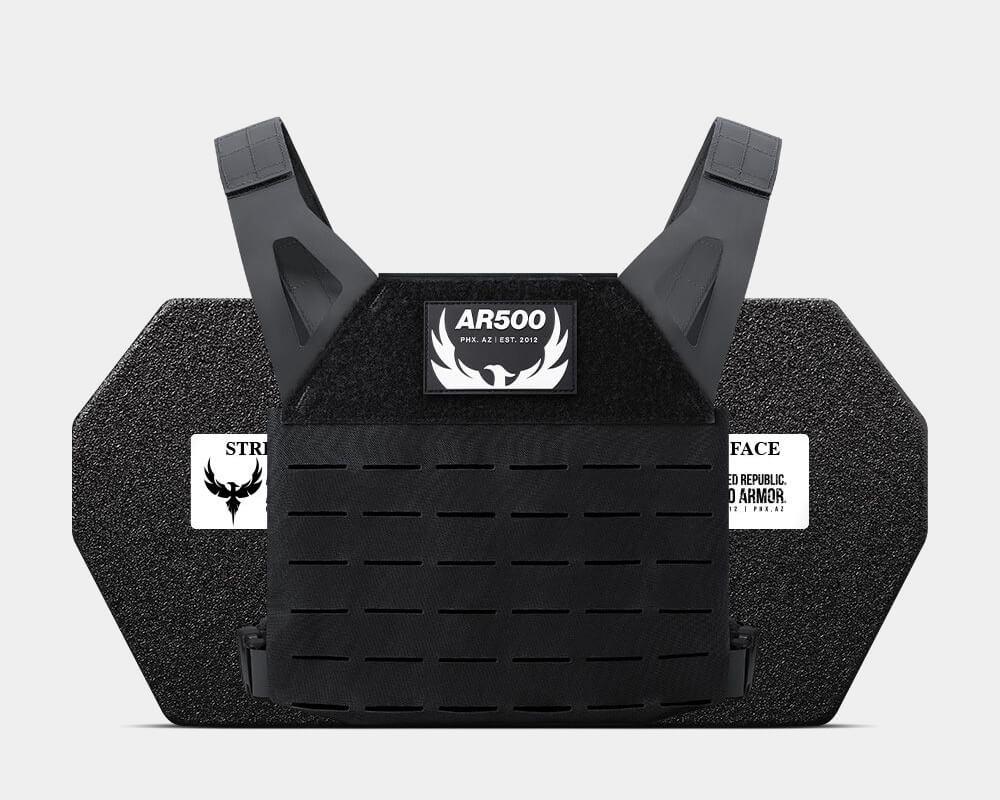 AR500 Armor AR Freeman Bundle