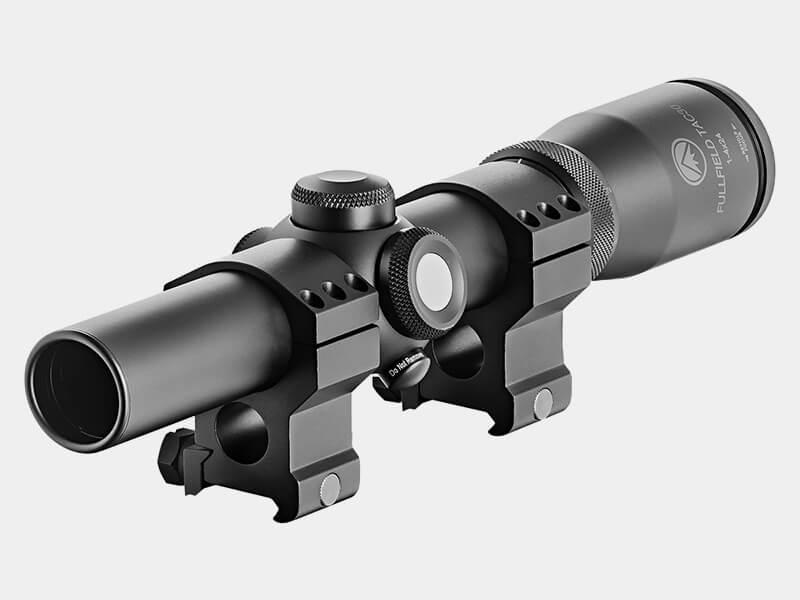 Burris Fullfield TAC30 1-4x24mm