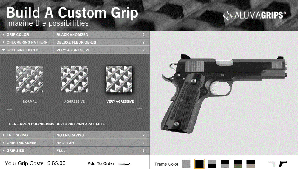 Build a Grip by AlumaGrips