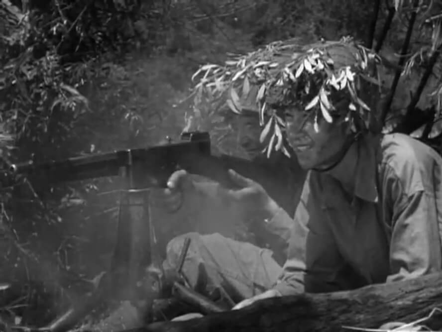 M1928 Thompson in Guadalcanal Diary