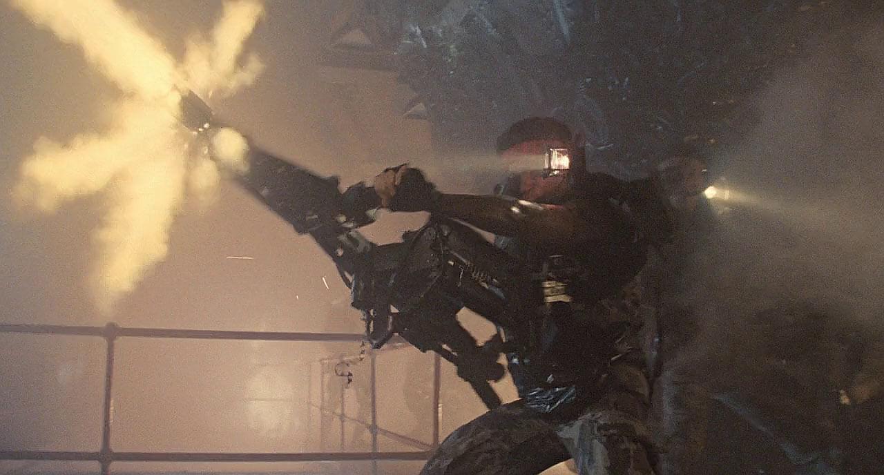 Aliens M56 Smartgun