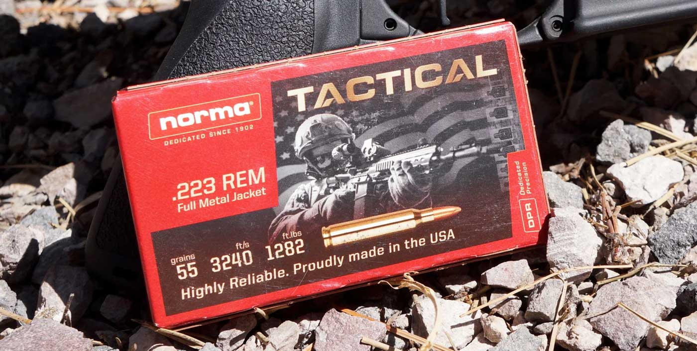 Normal Tactical .223 Ammo