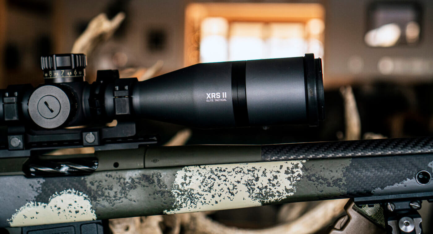 Bushnell Elite Tactical XRS II 4.5-30 Rifle Scope on a Springfield Armory Model 2020 Waypoint