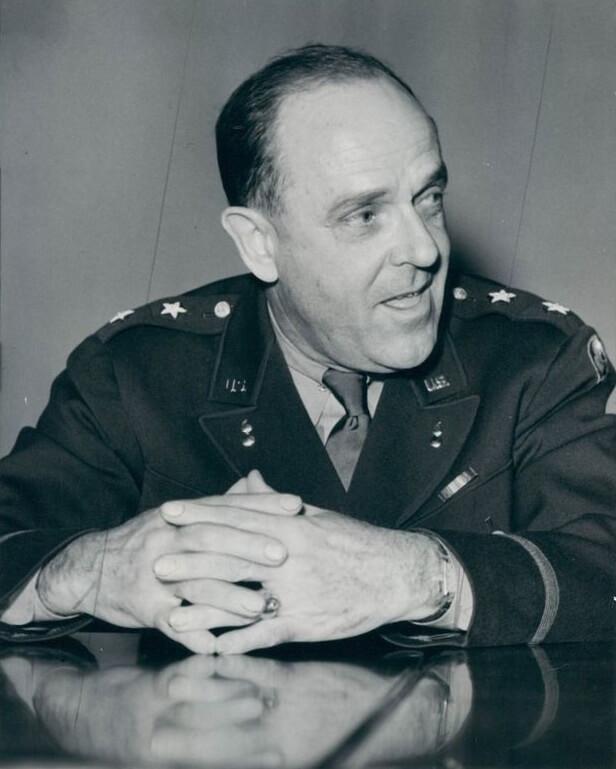 General Campbell, US Ordnance