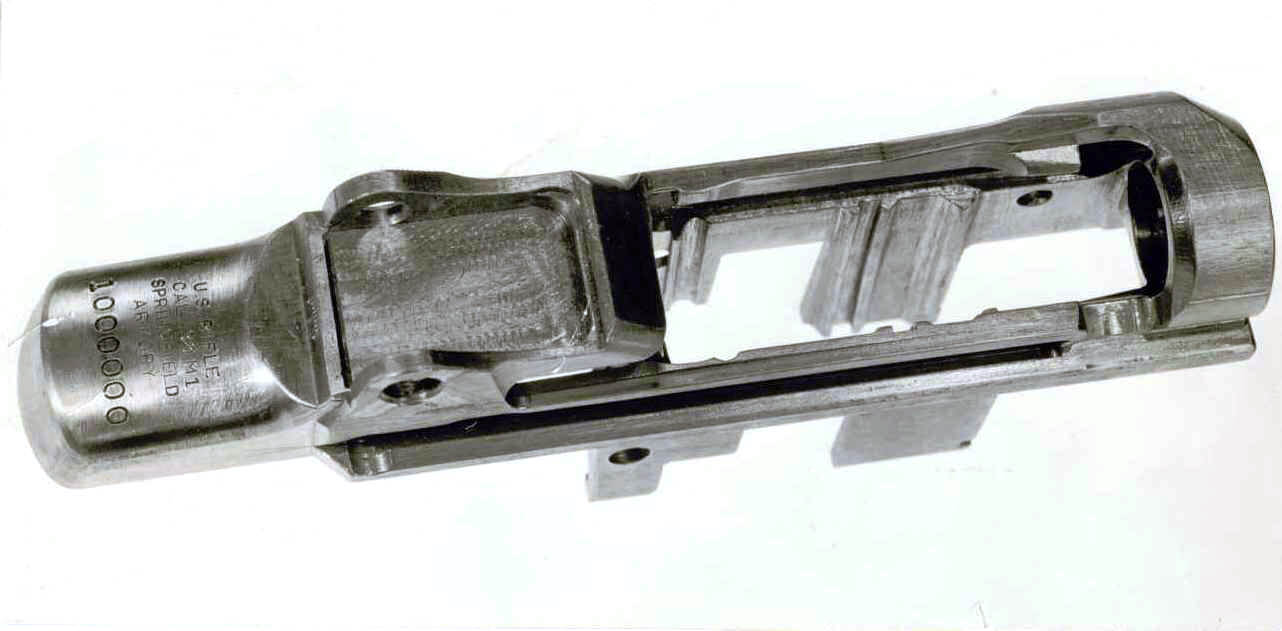 M1 Garand 1,000,000 millionth receiver