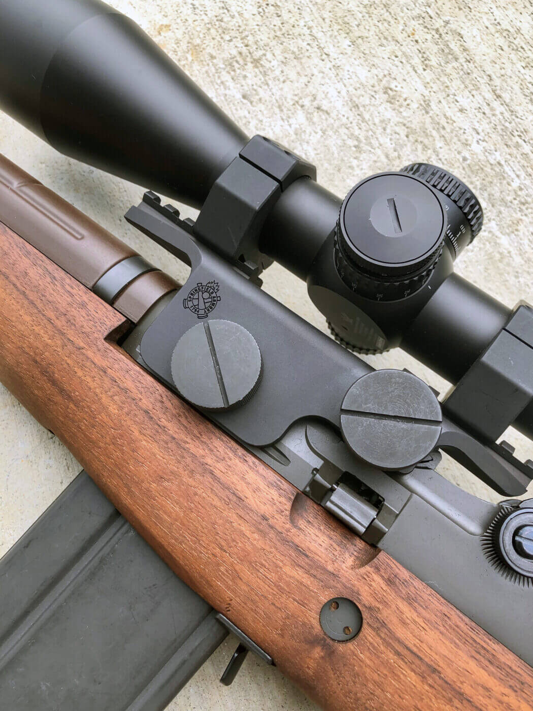 Springfield Armory 4th Generation Aluminum Scope Mount M1A