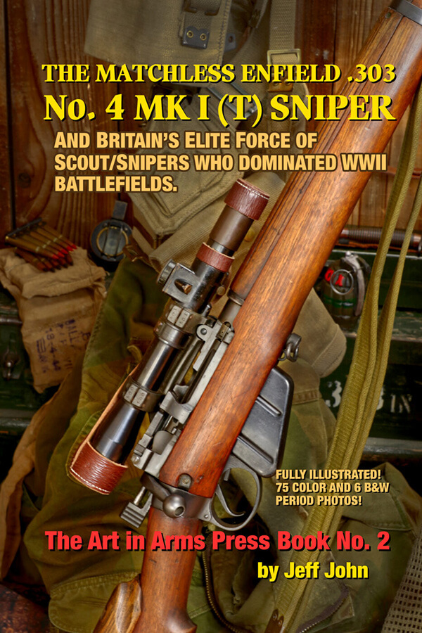 The Matchless Enfield .303 No. 4 MK I (T) Sniper