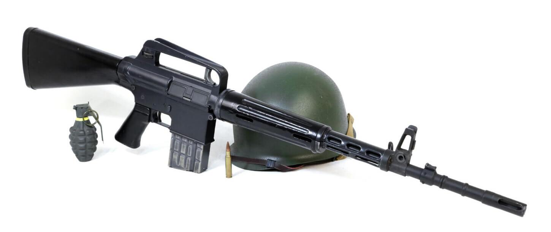 Dutch AR-10