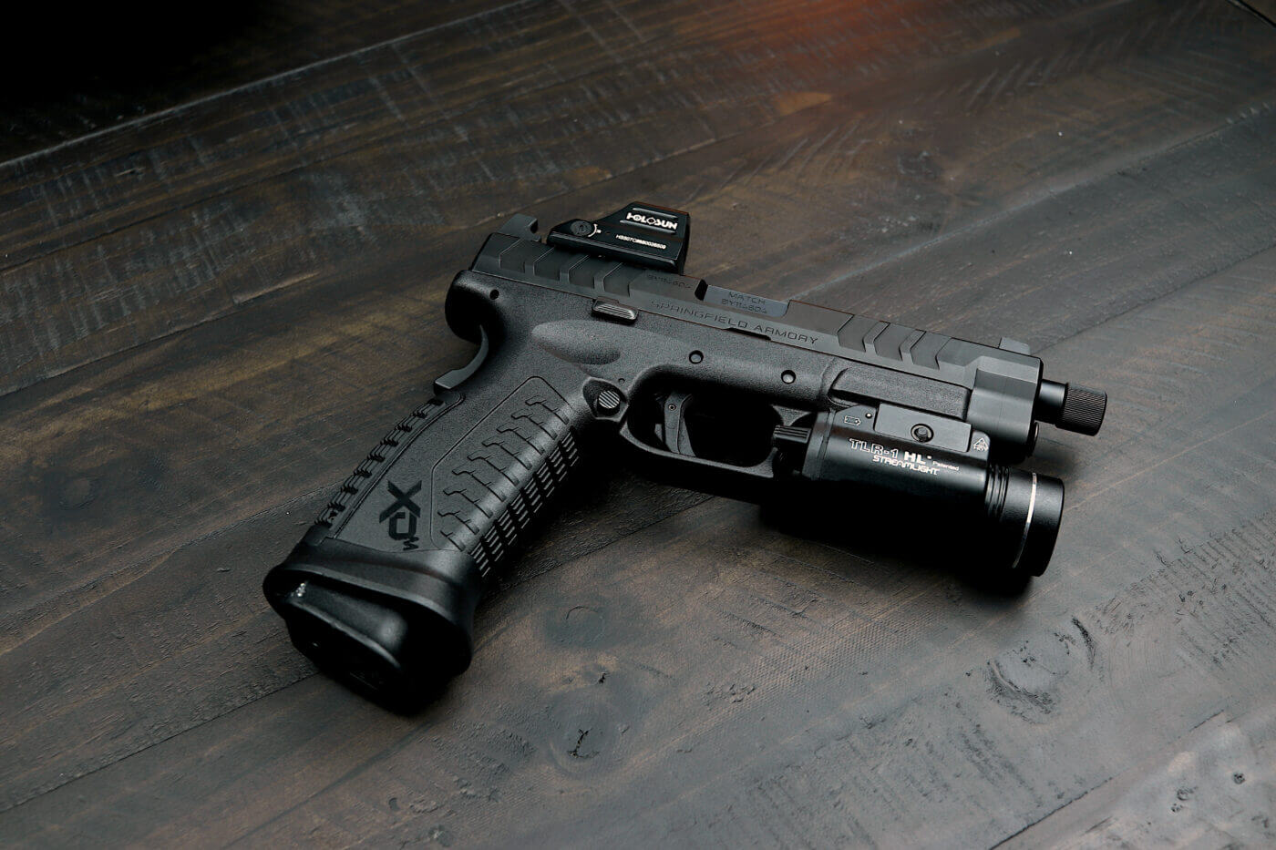 XD-M Elite Tactical OSP 9mm by Springfield Armory