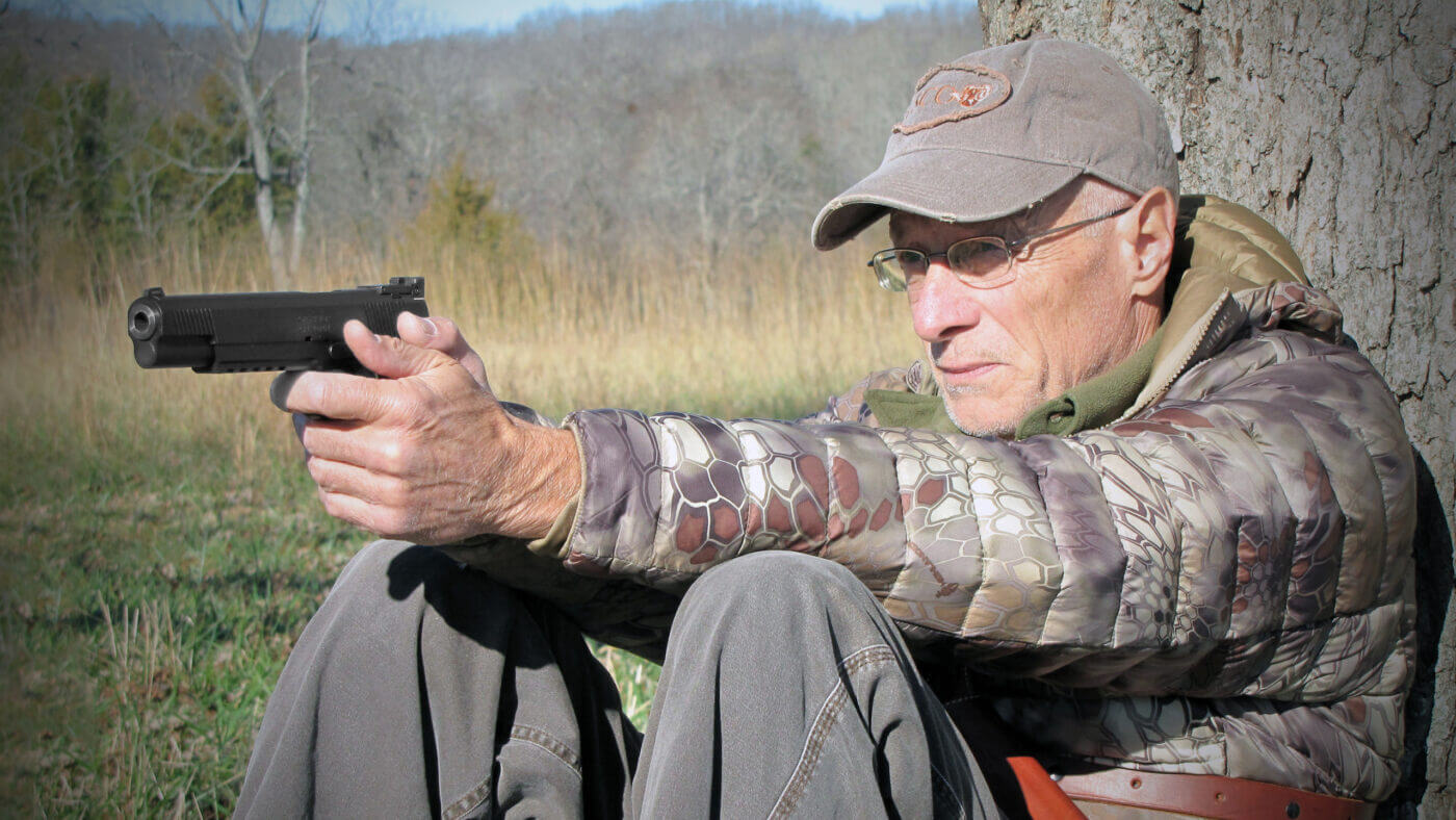 Hunting with the Springfield Armory TRP Longslide 10mm handgun