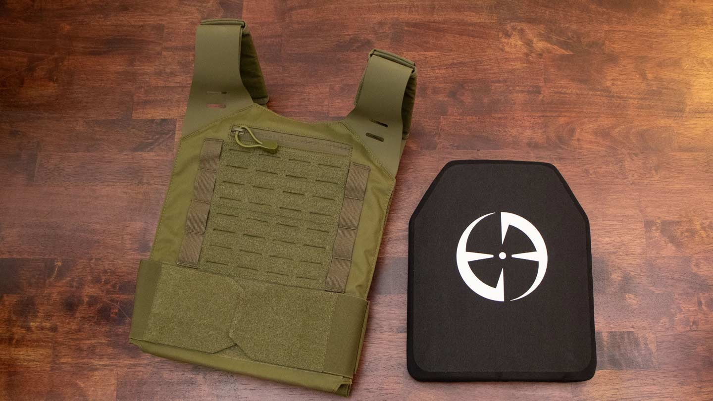 Body armor for home protection
